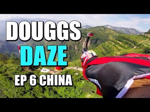 WINGS FOR LOVE CHINA | DOUGGS DAZE | EP6
