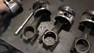 Часть2.Самый дорогой ремонт двигателя автомобиля ВАЗ