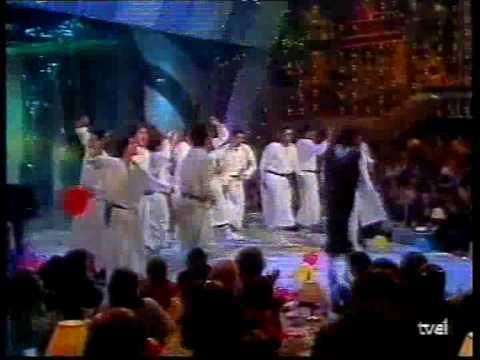 Los Inhumanos - Mix 30 hombres solos (programa Concha Velasco 1991)