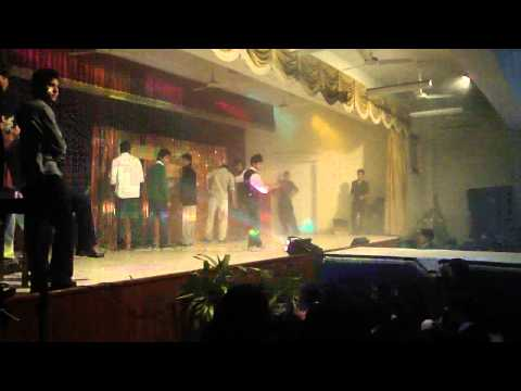 BAHRIA COLLEGE ISLAMABAD TALENT SHOW BOYS WING(DANCE)