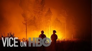 California After The Deadly Wildfire | VICE on HBO - VICENEWS