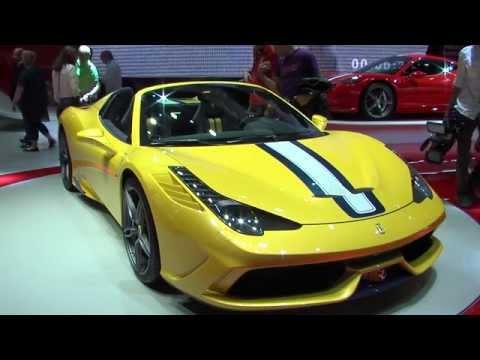 Autoperiskop.cz  – Výjimečný pohled na auta - Ferrari – Autosalon Paříž 2014