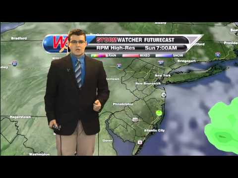 Friday December 19, 2014 AM Forecast