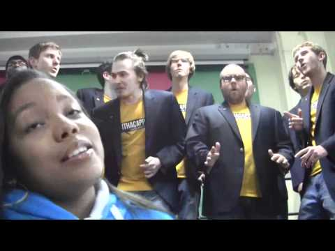 """""""EDGE OF GLORY"""" PS22 Chorus & Ithacappella (by Lady Gaga)"""
