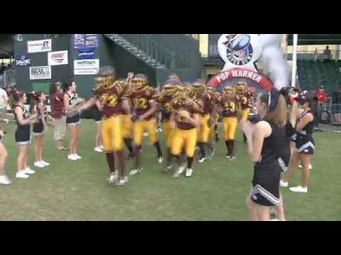2011 Pop Warner Super Bowl Video Highlights