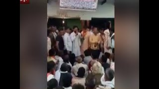 Aligarh: BJP MP apologies for failed promises - ABPNEWSTV