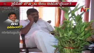 Botsa Satyanarayana Clarifies Rumours over his jump into YSRCP