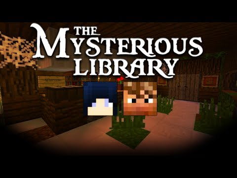 Minecraft: The Mysterious Library E1 - Fel Våning - w/ Linus