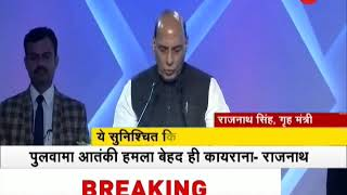 Home Minister Rajnath Singh urges ASEAN nations to support India's fight against terrorism - ZEENEWS
