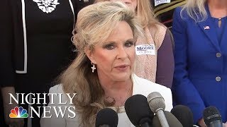 Roy Moore's Wife Says He Will Not Step Down | NBC Nightly News - NBCNEWS