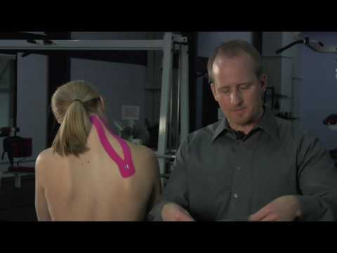 KT Tape: Neck Shoulder Pain