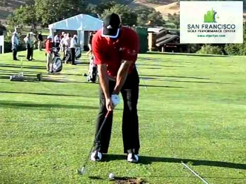 Pat Perez DL FO Slow Motion Golf Swings 300 FPS