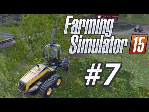 OYUNDAKİ GİZEM! - Farming Simulator 15 | Bölüm 7