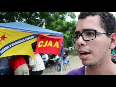 IV Campamento Nacional de la Juventud Antifascistas y Antiimperialista Yaracuy 2013