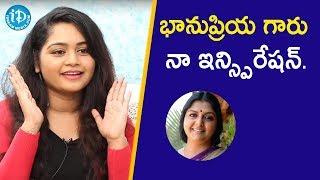 Bhanupriya is My inspiration - Sireesha | Interview | Soap Stars with Anitha | iDream Movies - IDREAMMOVIES