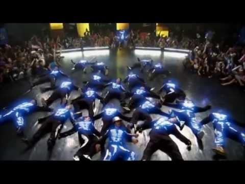 Black Sabbath - Heaven and Hell with Step Up 3 Final Dance