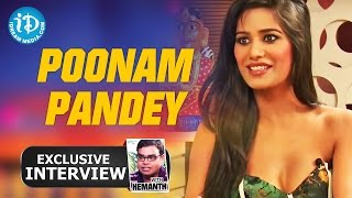 Poonam Pandey Exclusive Interview || Talking Movies with iDream - IDREAMMOVIES
