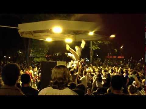 Festa Destruidora de Lares - Unicamp 2012 - Mosh
