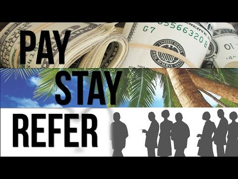 How To Get Them To Pay, Stay and Refer