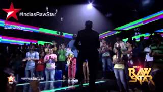 India's Raw Star Web Exclusive: Catch the Gauahargeous moment! - STARPLUS