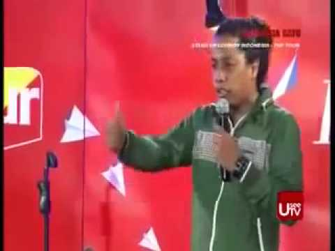 Arie Kriting Stand Up Comedy @ The Tour SUCI 3 Cirebon KompasTV 28 Juli 2013
