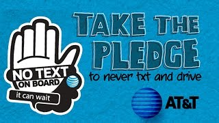 """AT & T """" It Can Wait """"  Campaign in America : TV5 News - TV5NEWSCHANNEL"""