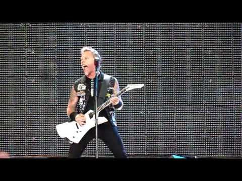 Metallica - No Remorse (Live in Oslo, May 23rd, 2012)