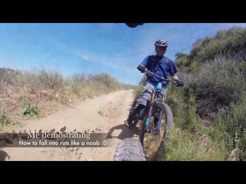 Monroe Truck Trail 2017 w/ Tom's Pivot Switchblade