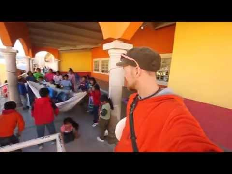 HUGS for kids in Sierra Tarahumara -