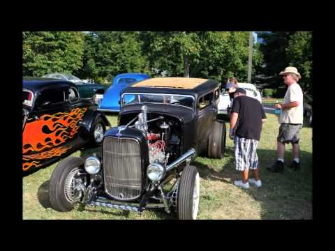Car Show,  Wild Hot Rod and Rat Rod Weekend