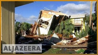 🇺🇸🌊Hurricane Michael death toll rises to 17 l Al Jazeera English - ALJAZEERAENGLISH