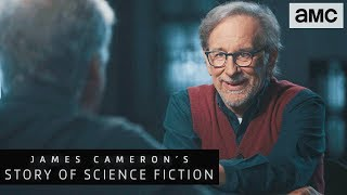 'Steven Spielberg's Influences & Kubrick Friendship' | James Cameron's Story of Science Fiction - AMC