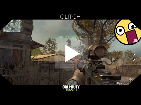 GLITCH | MW3 : Le PREMIER bug sur Modern Warfare 3 ! Sortir d'extraction finale ...