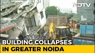 3 Dead In Building Collapse Near Delhi, Children Feared Trapped - NDTV