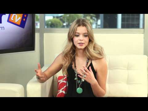 Sasha Pieterse 'Pretty Little Liars' Halloween Special SPOILERS-- Part 1