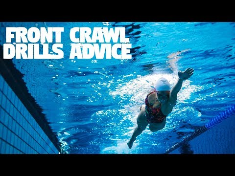 Front Crawl Drills - Swimming Advice from Simply Swim