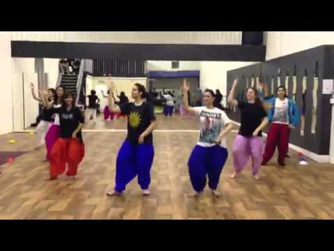 BHANGRA WARS 2013: Audition Video - Ankhile Girls