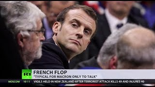 France's 'great debate' ends: Will any changes come out of it? - RUSSIATODAY