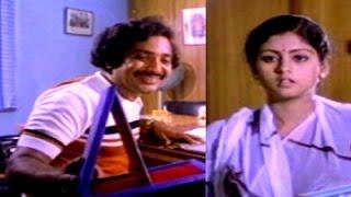 Gopalarao Gari Ammayi Movie Comedy Scenes || Chandra Mohan Welcome Arrangements For Jayasudha - NAVVULATV
