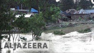 Nepal floods: Farmland and food wiped out - ALJAZEERAENGLISH
