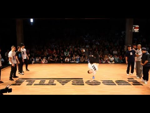 Team BBoy France Vs Street Breakers Crew [BBoy Championship World Series / Eurobattle 2011]