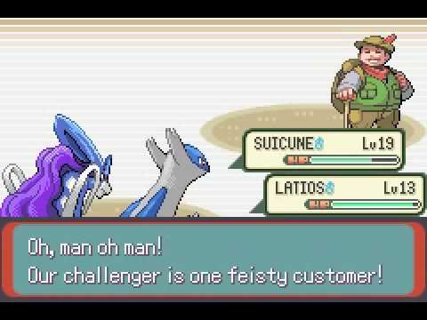 Suicune evolves