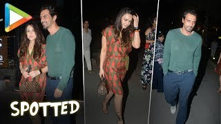 Preity Zinta and Arjun Rampal spotted at Yauatcha in BKC - HUNGAMA