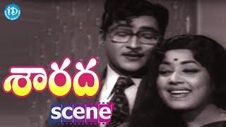 Sarada Movie Scenes - Sharada Misunderstands Jayanti || Shobhan Babu || Rao Gopal Rao - IDREAMMOVIES