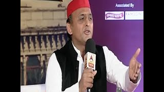 I should write Chaiwala: Akhilesh on PM Modi changing his Twitter handle to Chowkidar Narendra Modi - ABPNEWSTV