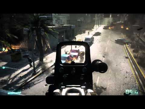 Battlefield 3 | Fault Line Gameplay Trailer Episode III: Get That Wire Cut! -Ri_szIfDAyU