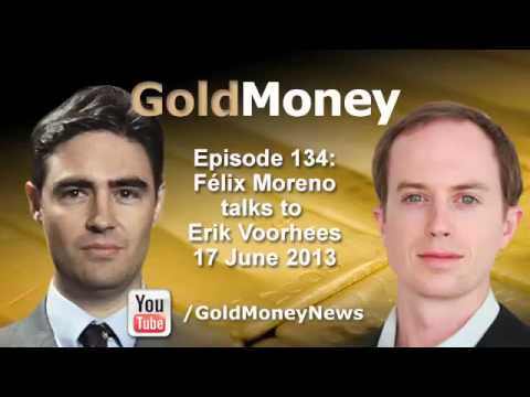 Erik Voorhees: financial independence through gold and Bitcoin
