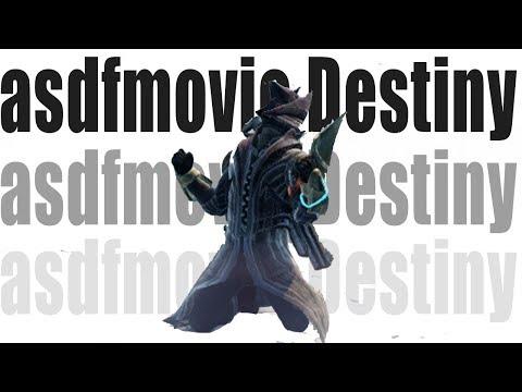 asdfmovie Destiny Edition