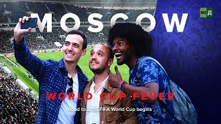 World Cup Fever: Back to Moscow. Finishing up in style at Moscow's legendary Luzhniki Stadium - RUSSIATODAY