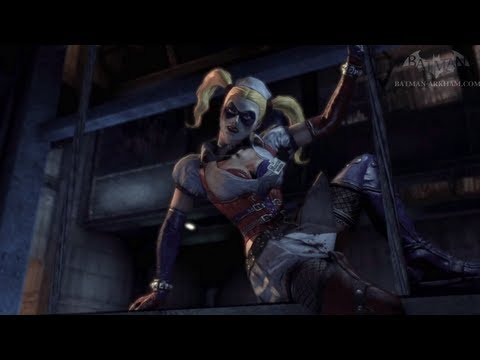 Batman: Arkham Asylum Walkthrough - Chapter 5 - On the Trail of Gordon
